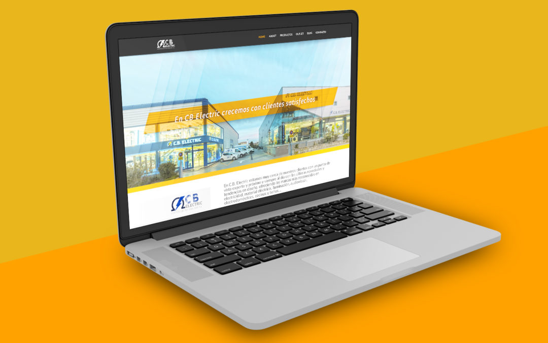 We're Launching a New C.B. Electric Website!